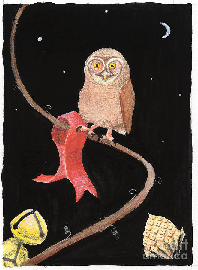 Midnight Owl by Lilibeth Andre