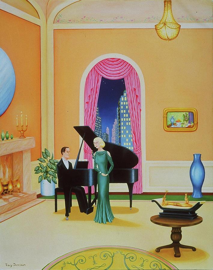 Midnight Serenade by Tracy Dennison