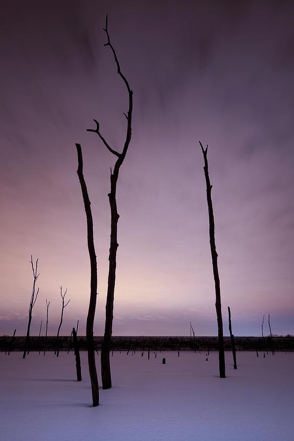 Lake Photograph - Midnight Souls by Ryan Heffron