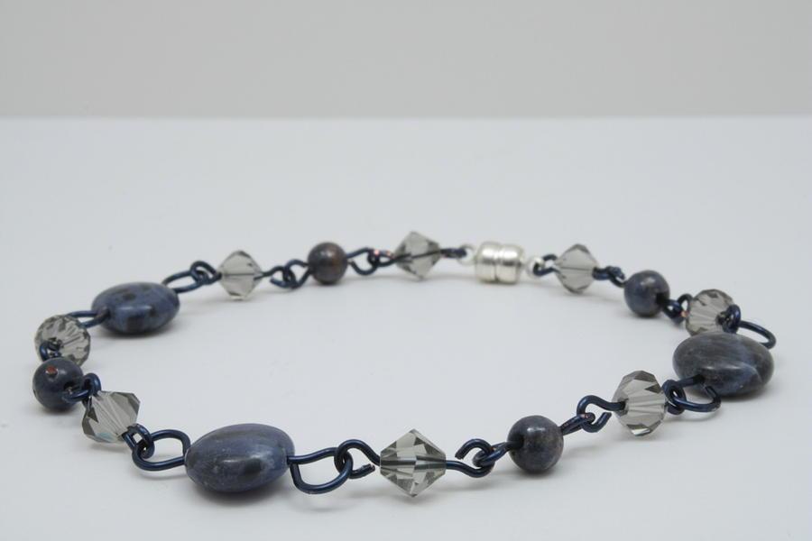 Jewelry Jewelry - Midnight Stars by Jerri Nielsen