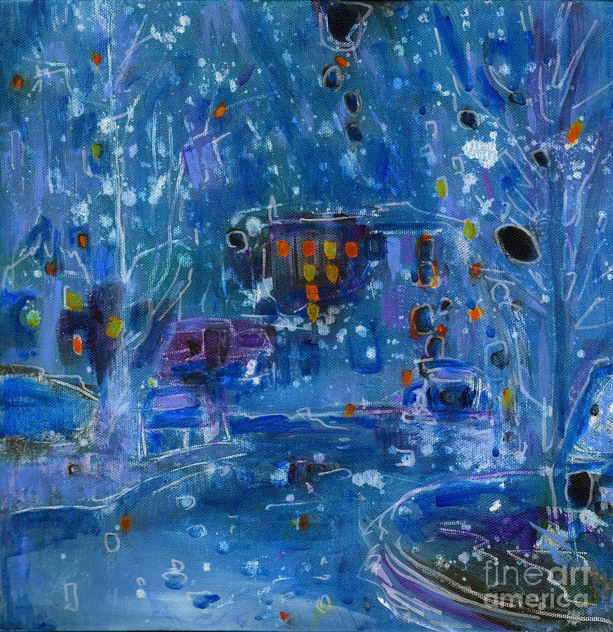 Midnight  by Tanya Filichkin