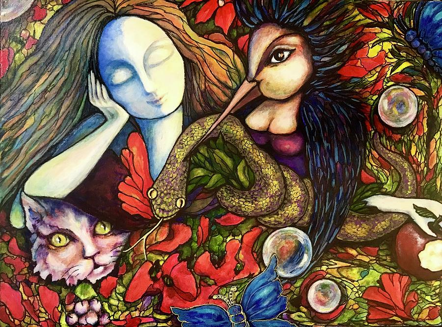 MidSummer Dream 1 by Rae Chichilnitsky