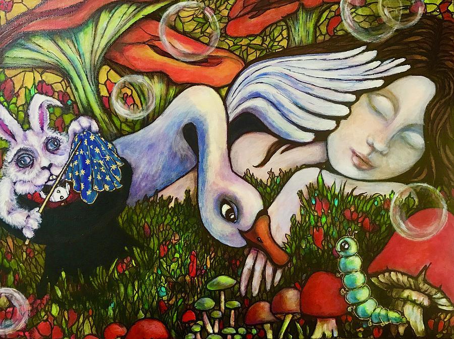 MidSummer Dream 2 by Rae Chichilnitsky