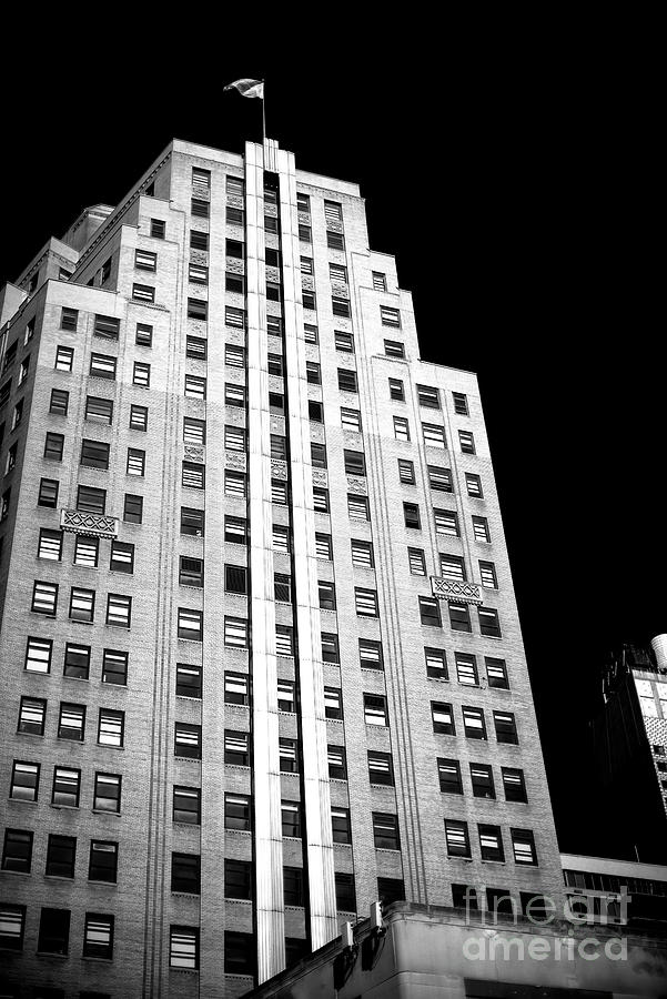 Skyscraper Photograph - Midtown Style In New York City by John Rizzuto