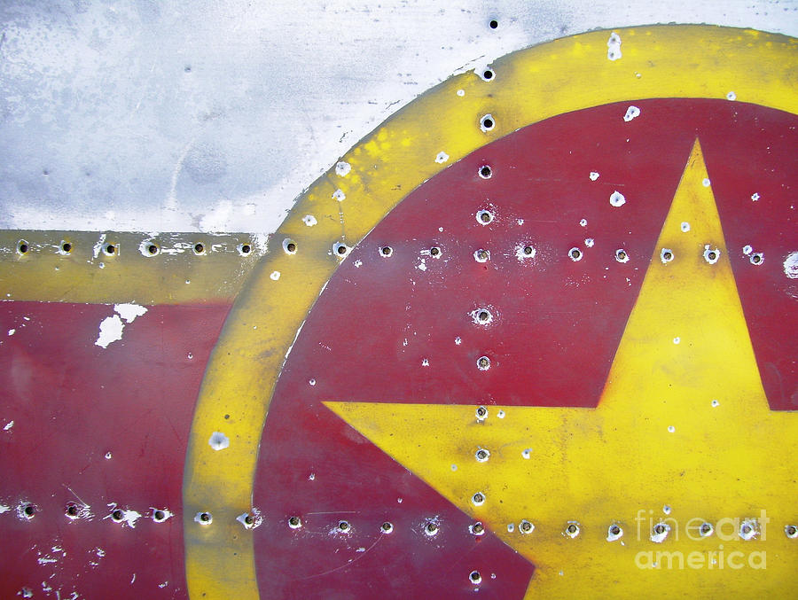 Vietnam Photograph - MiG-17 Trophy Skin by Jeff Willoughby