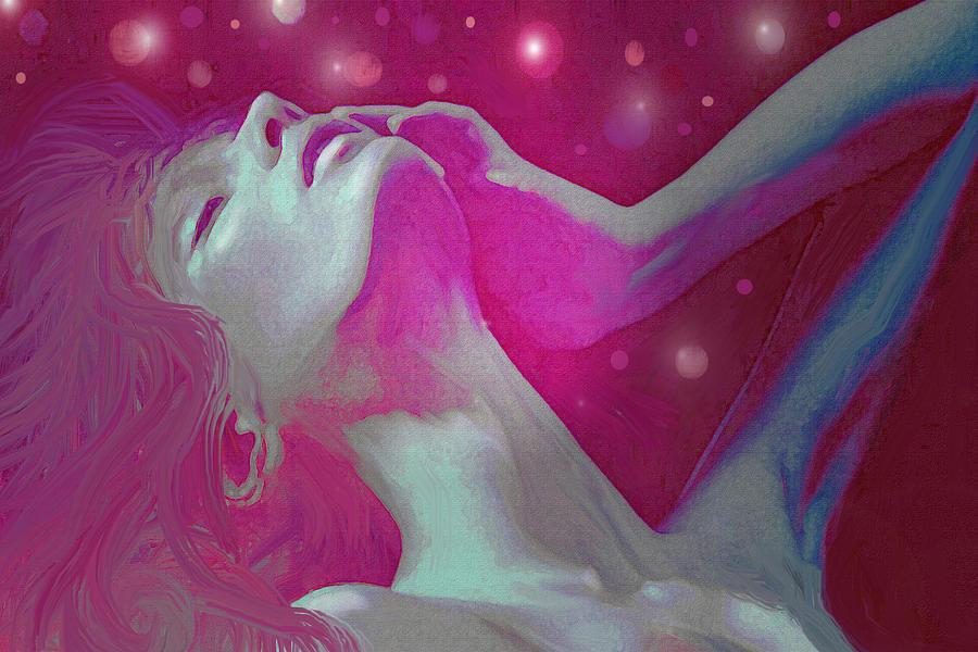 Migraine Digital Art - Migraine by Jane Schnetlage