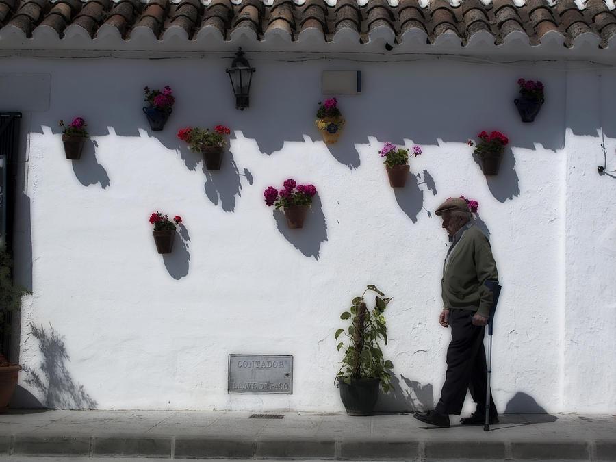 Mijas Photograph - Mijas Street C by Obi Martinez