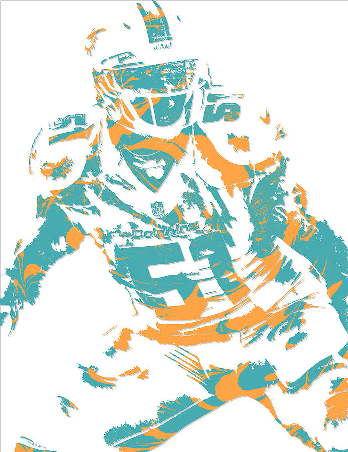 Mike pouncey miami dolphins pixel art 1 mixed media by joe hamilton dolphins mixed media mike pouncey miami dolphins pixel art 1 by joe hamilton voltagebd Gallery