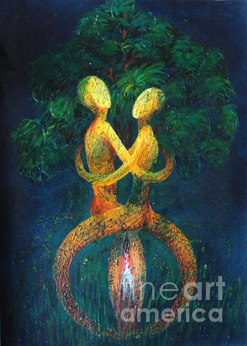Oil Painting Painting - Milan by Sanjay Kumar