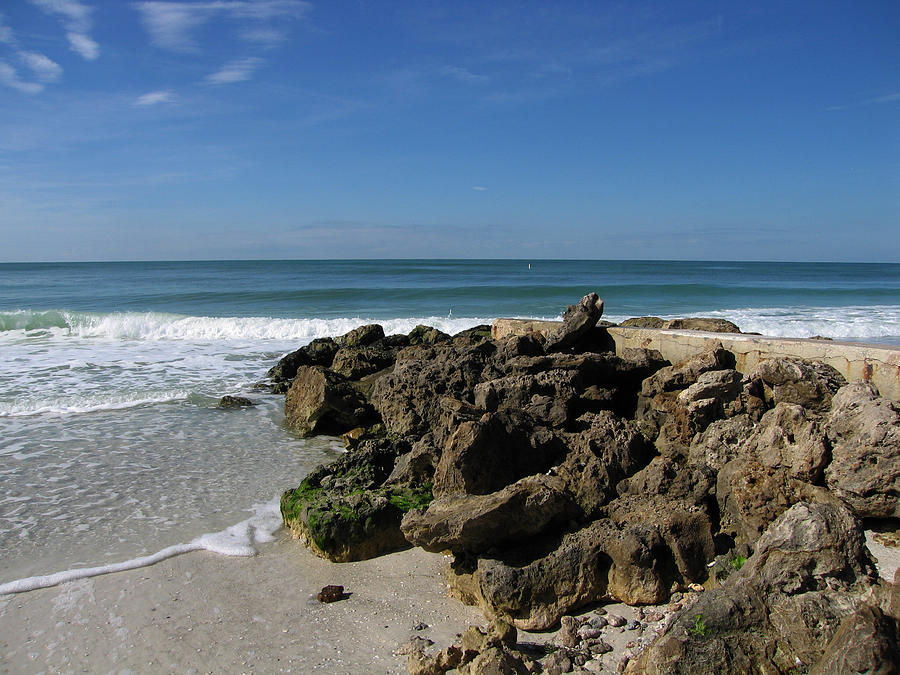 Ocean Photograph - Miles Away  by Brendon Bradley