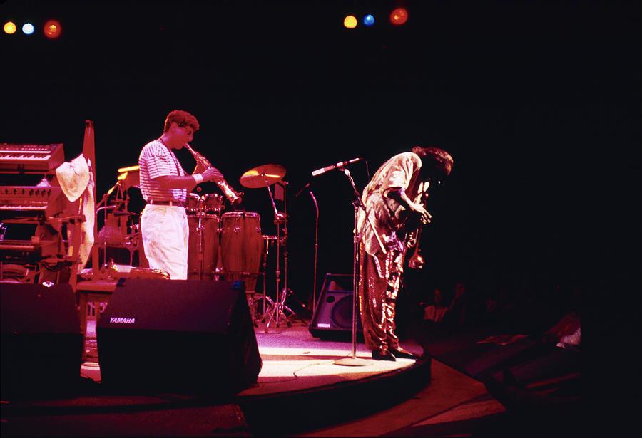 Miles Davis Photograph - Miles Davis Image 8   by Derek Moore