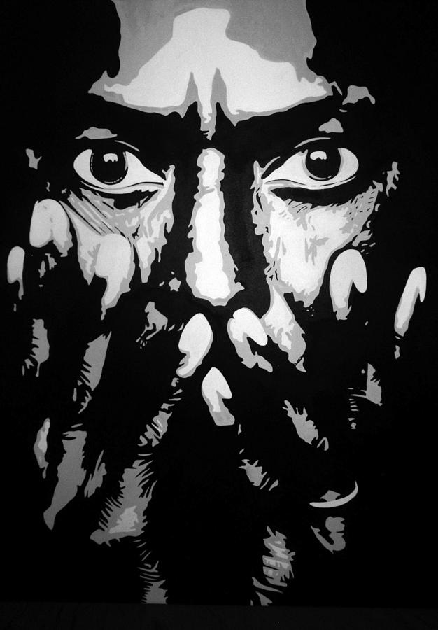 Miles Davis Painting - Miles by Michael Ringwalt