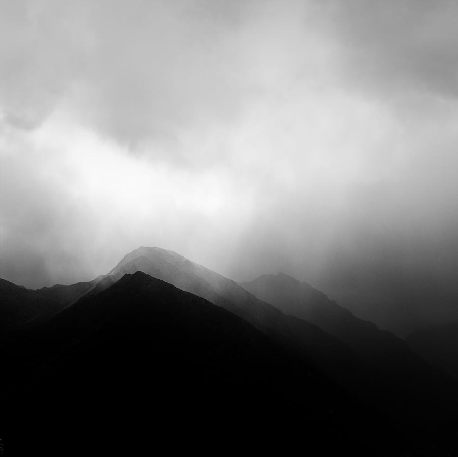 Mountain Photograph - Milford 2 by Mihai Florea