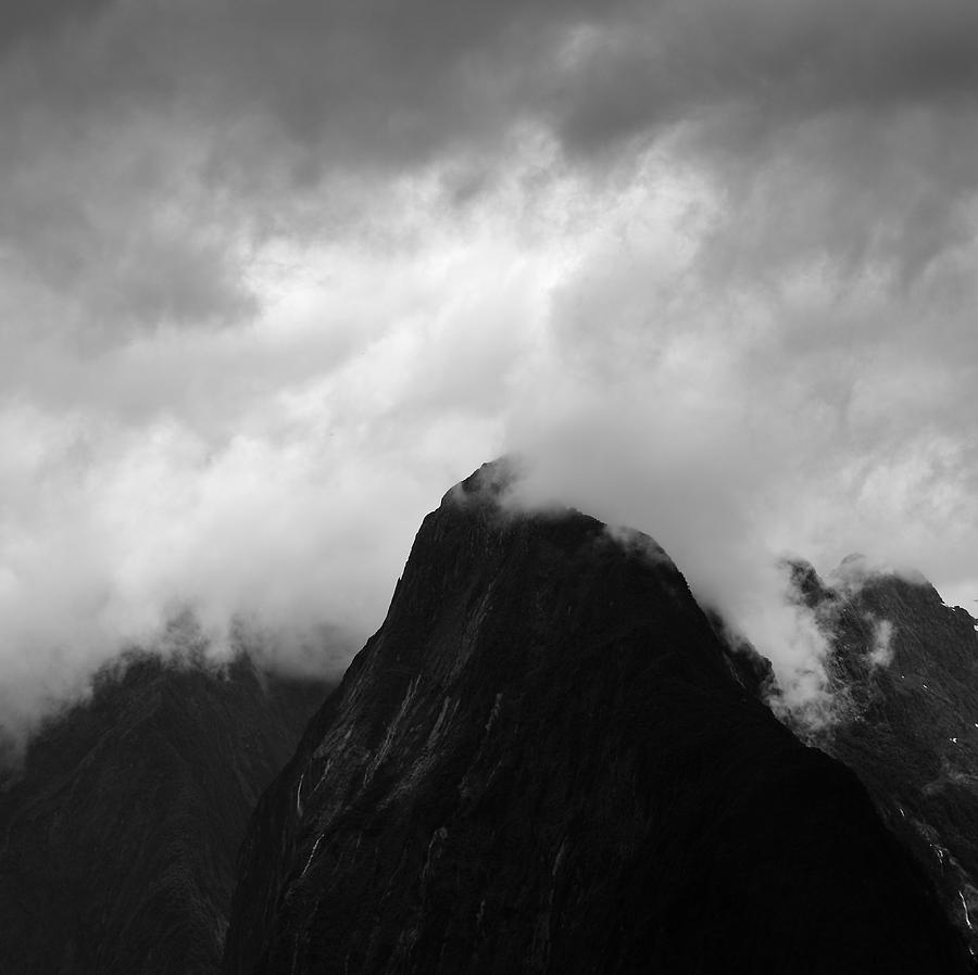New Zealand Photograph - Milford 8 by Mihai Florea