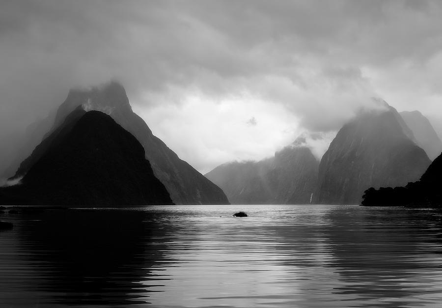 New Zealand Photograph - Milford Sound 2 by Mihai Florea