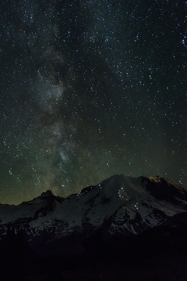 Milky Way and Climbers by Tony Porter Photography