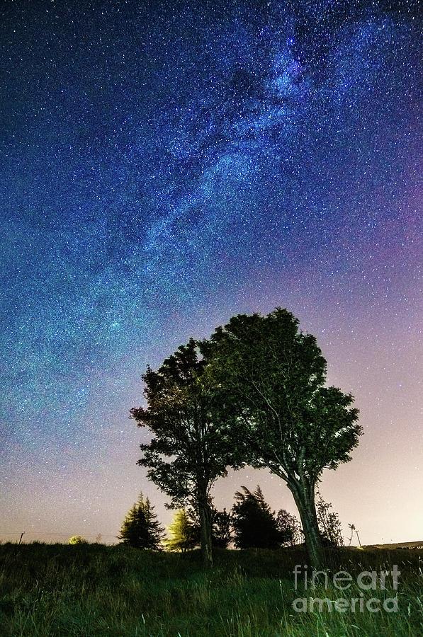 Milky Way Photograph