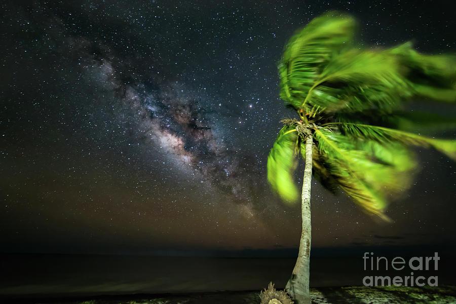 Milky Way Over The Florida Keys Photograph