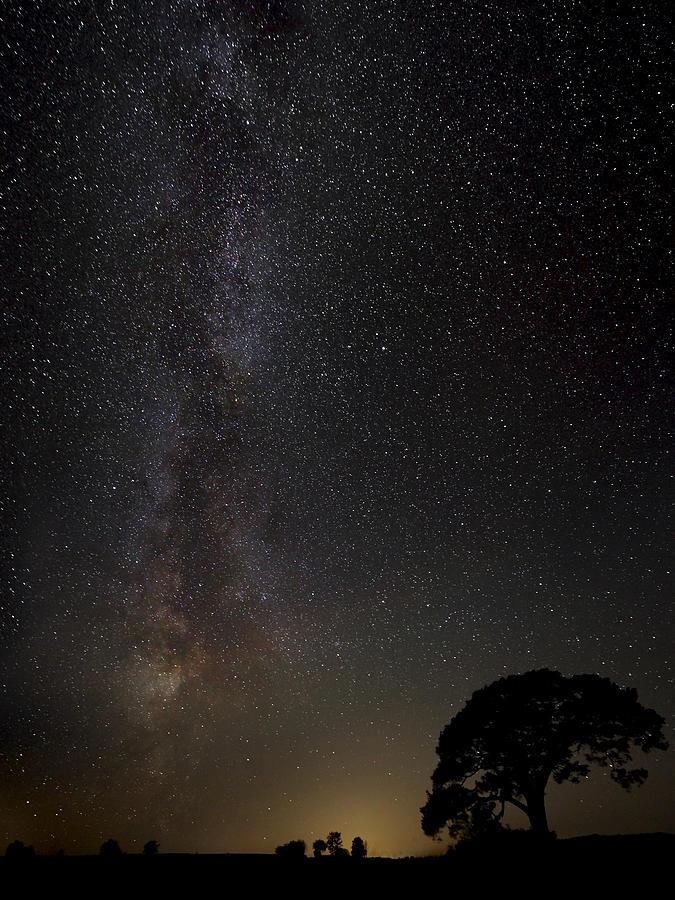 Milkyway Photograph - Milkyway by Kaspars Kurcens