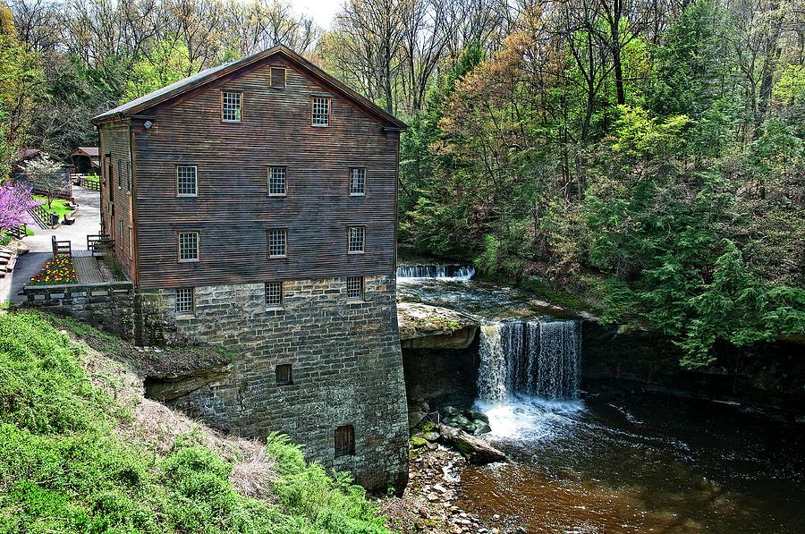 Mill by Dick Pratt
