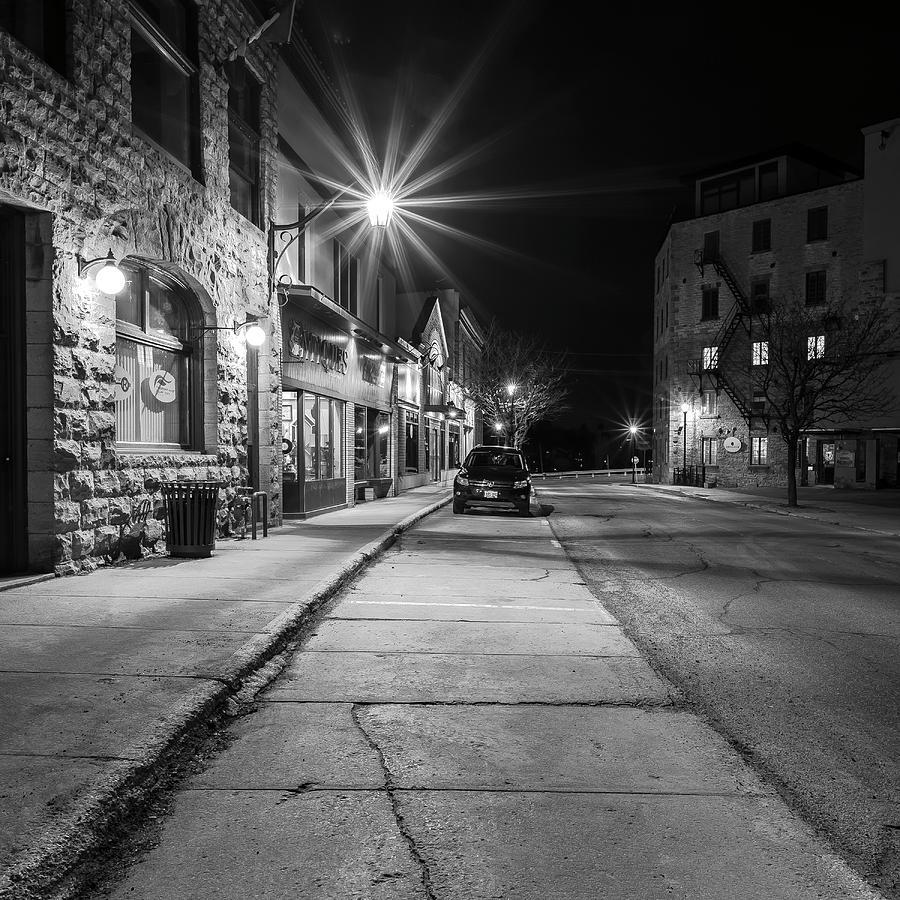 Mill Street - Almonte, Ontario by Rick Shea