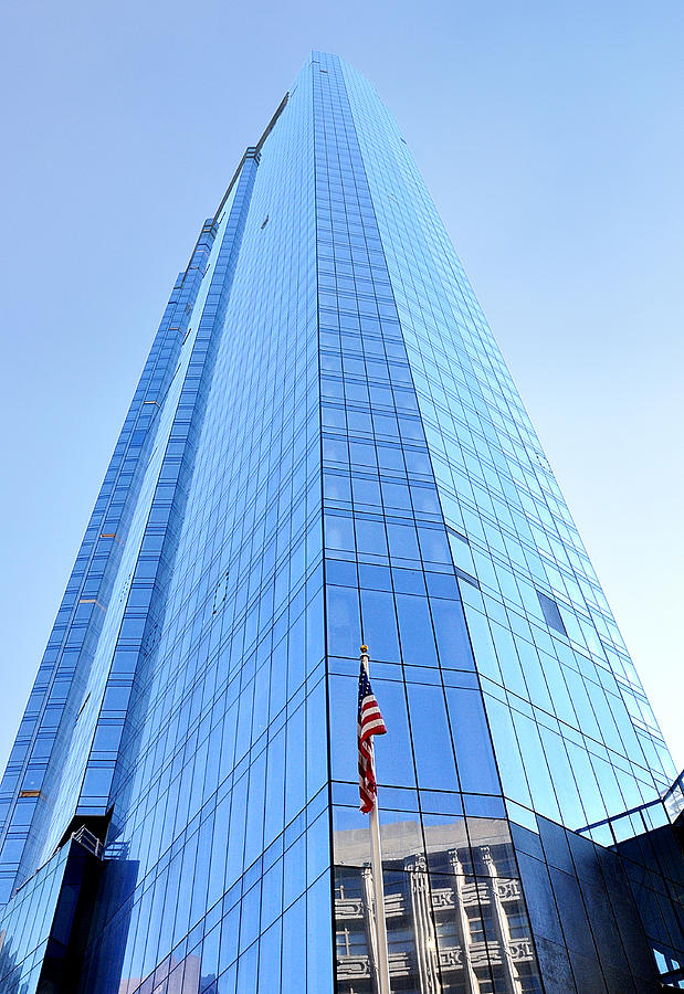 Millennium Tower Boston by Joanne Brown