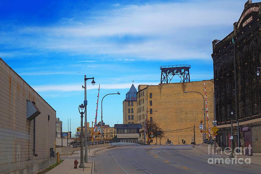 Milwaukee Digital Art - Milwaukee Cold Storage Co by David Blank