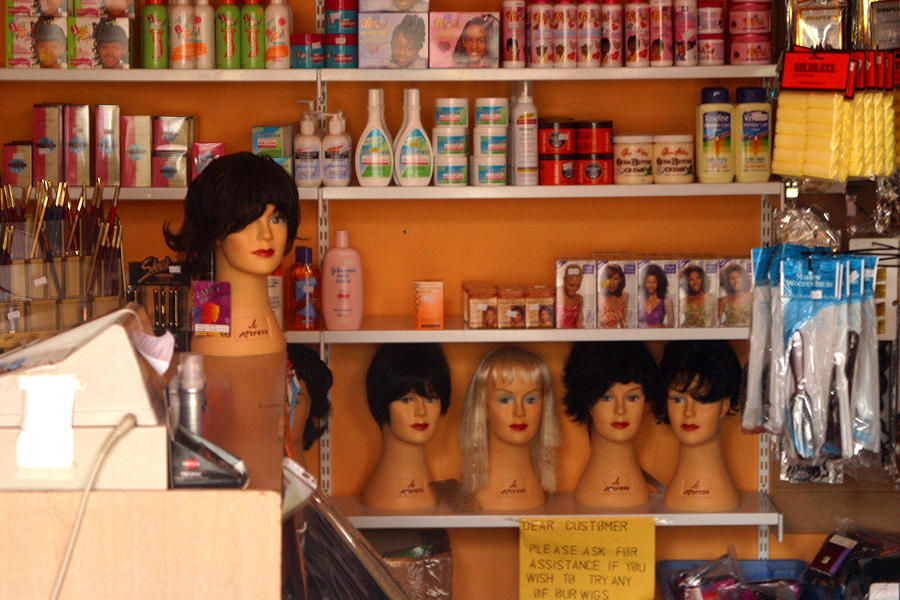 Hampshire Photograph - Minding The Shop by Jez C Self