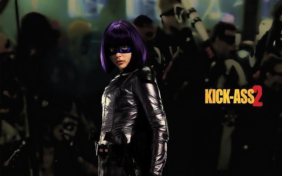 Mindy Macready - Kick-Ass 2-304 by Jovemini ART