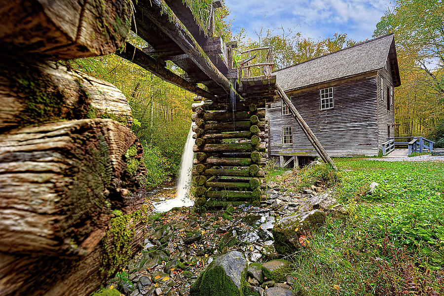 Mingus Mill #2 by Tim Stanley