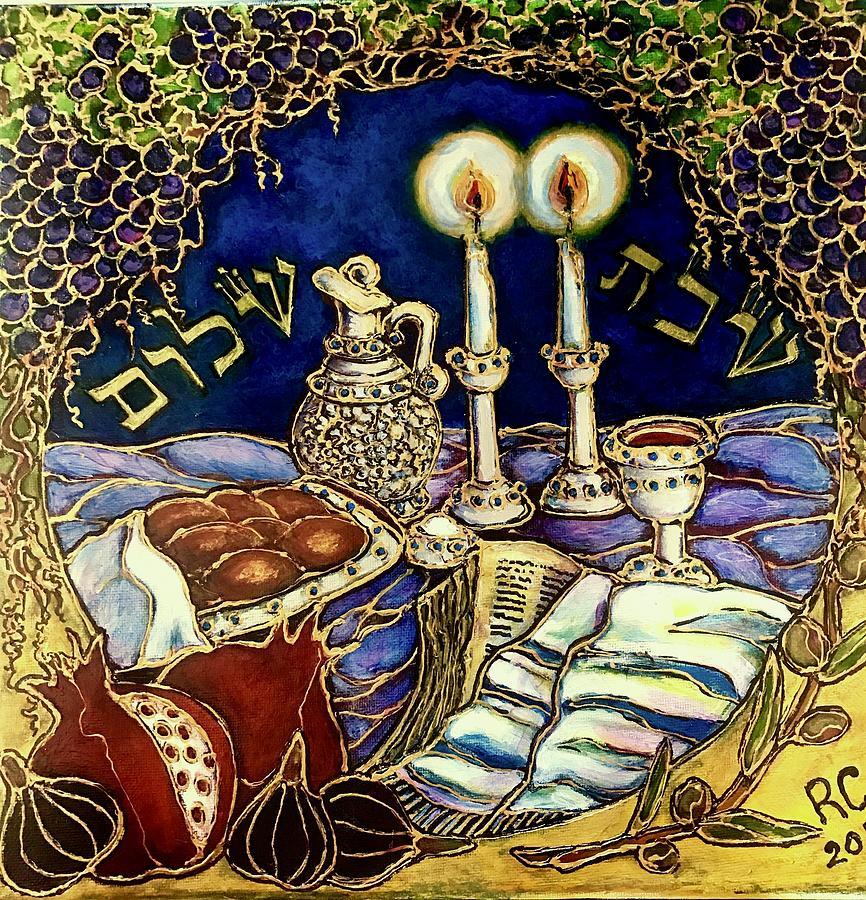 Mini Shabbat by Rae Chichilnitsky