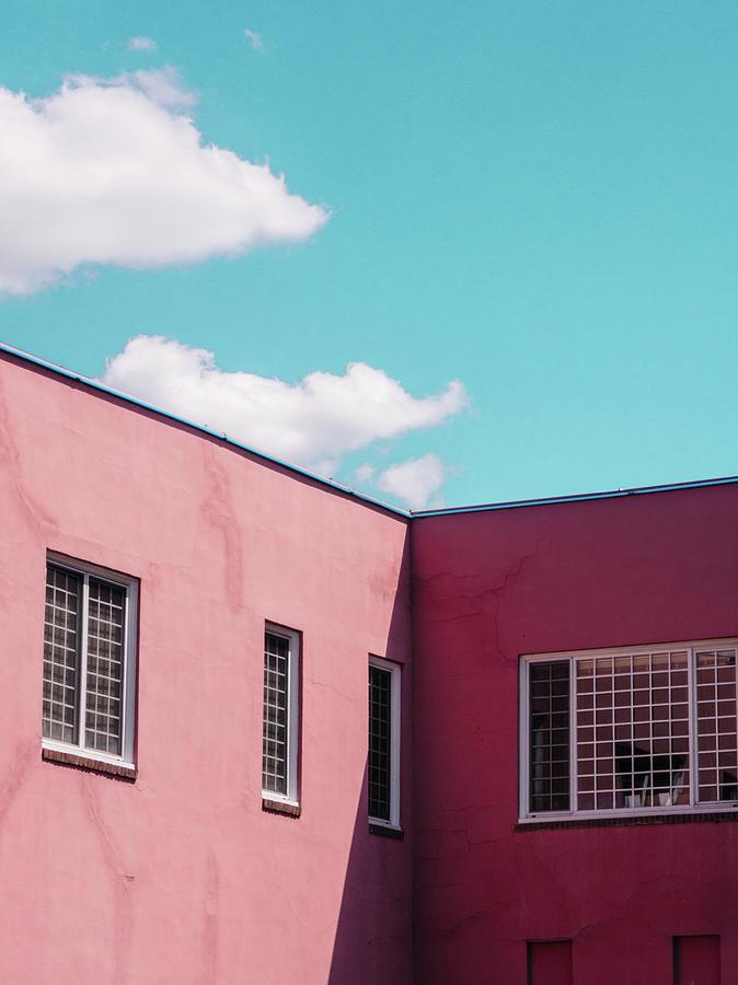 Minimal Photograph - Minimalist Architecture by Dylan Murphy