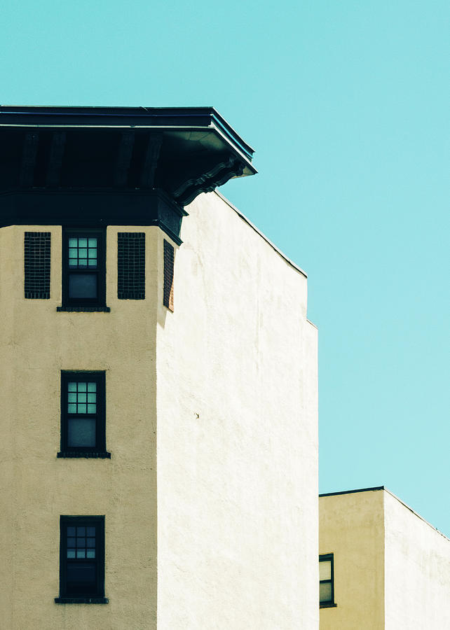 Minimal Photograph - Minimalist Architecture Photo by Dylan Murphy
