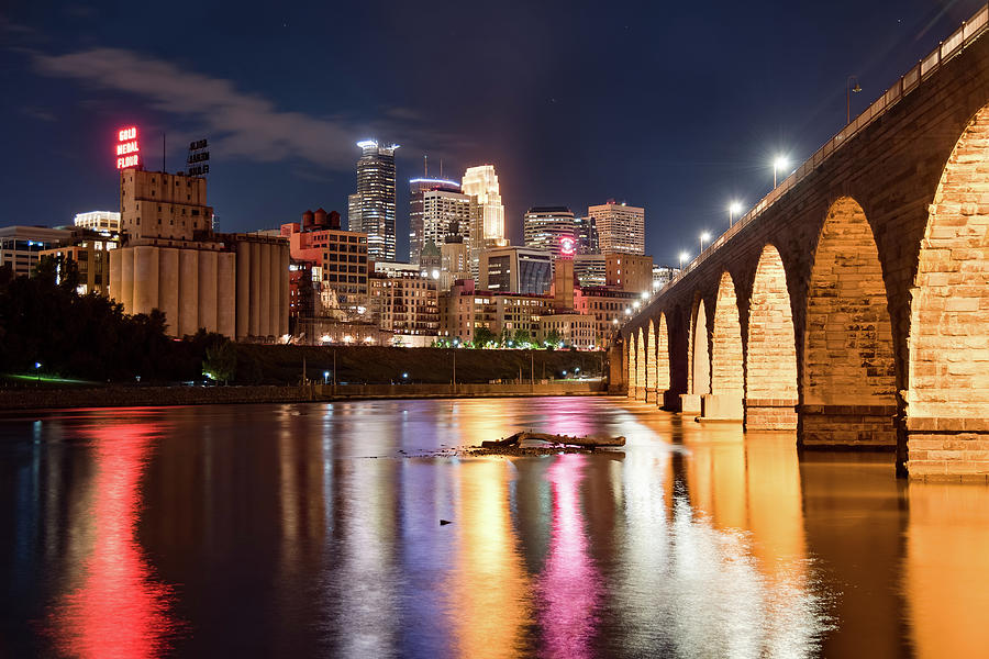 Minneapolis Nights by Ryan Heffron