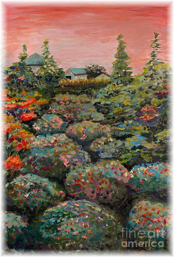 Minnesota Painting - Minnesota Memories by Nadine Rippelmeyer