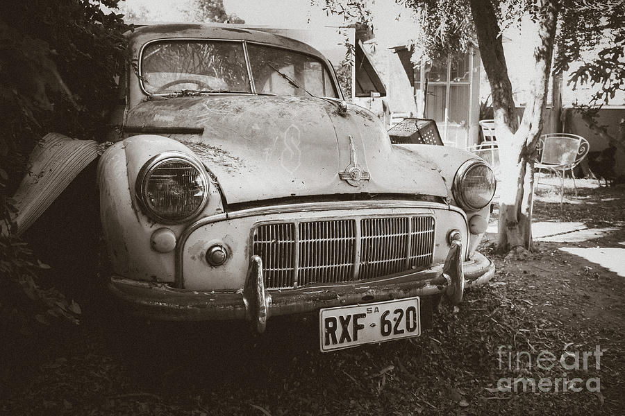 Classic Photograph - Minor Neglect II by Russell Alexander