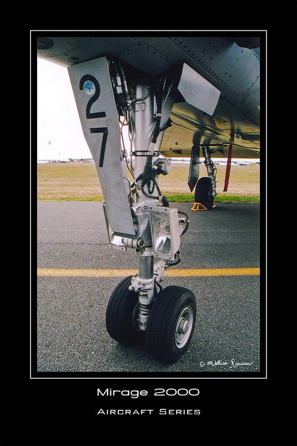 Mirage 2000 Photograph - Mirage 2000 by Mathias Rousseau