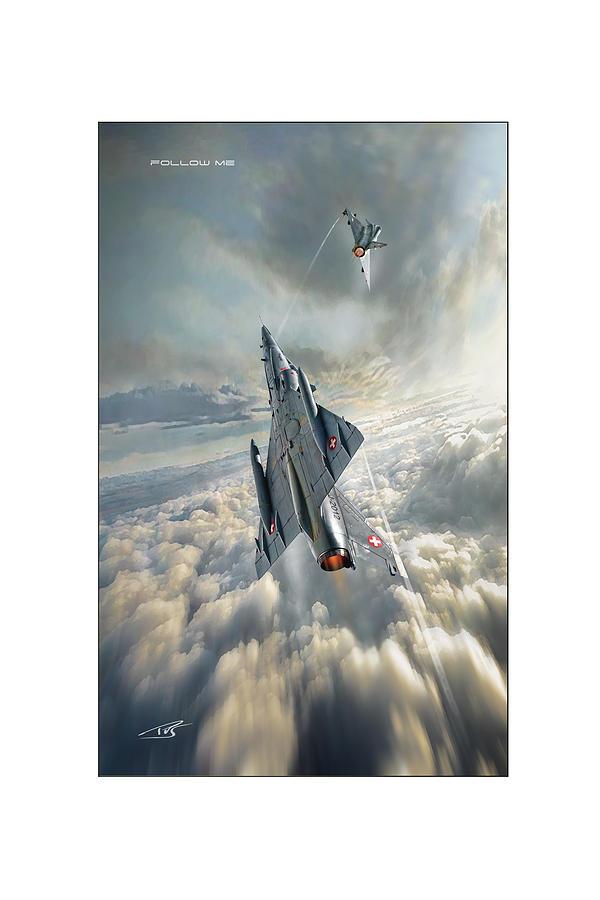 Mirage III   by Peter Van Stigt