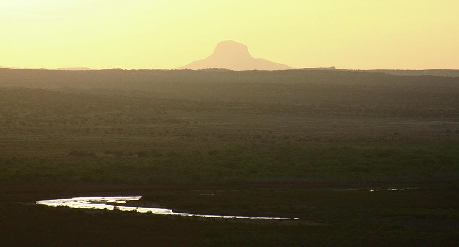 New Mexico Landscape Photograph - Mirage by Look Visions