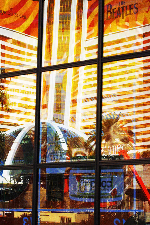 Mirage Photograph - Mirage Reflection by Richard Henne