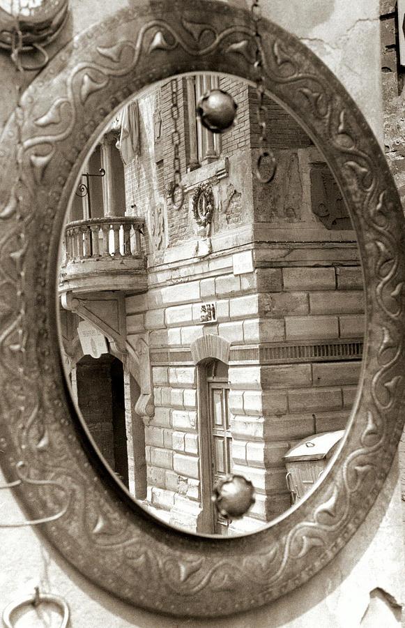 Mirror Photograph - Mirror by Andrea Simon