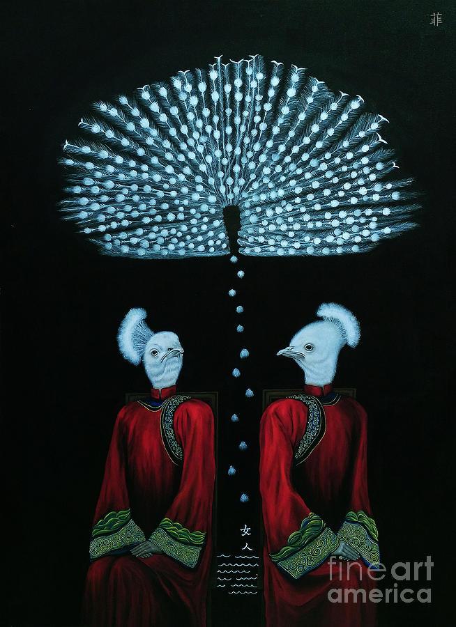 Mirror by Fei A