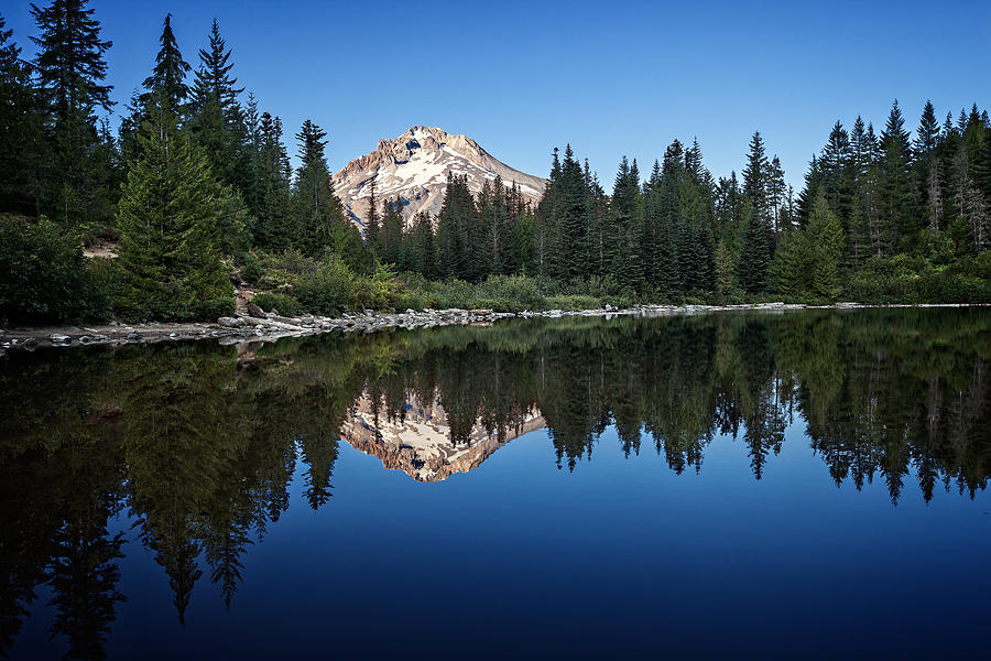 Mirror Lake by Ian Good