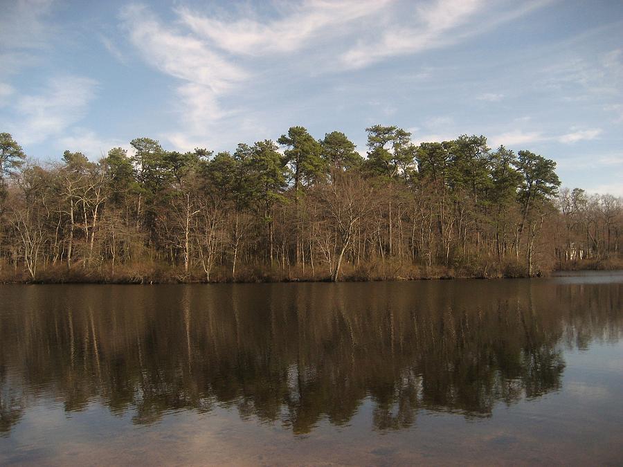 Lake Photograph - Mirror Lake by Jennifer  Sweet