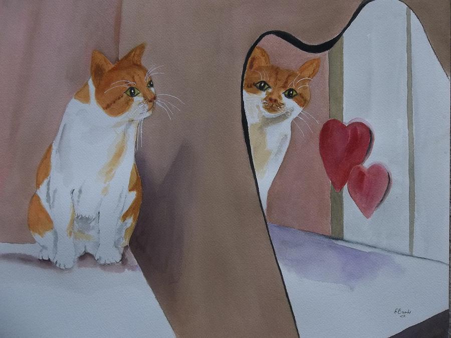Mirror, Mirror by Audrey Bunchkowski