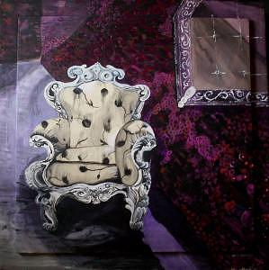 Chair Painting - Mirror Two by Michele Vavonese