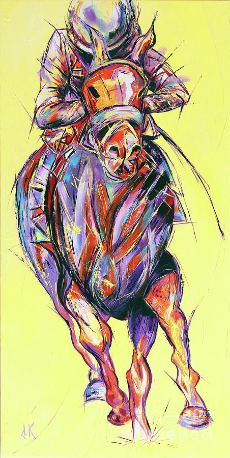 Mirrored Run #2 by David Keenan