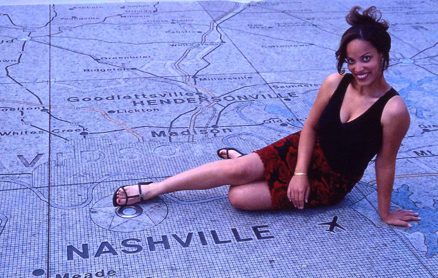 Tennessee Photograph - Miss Nashville by Randy Muir