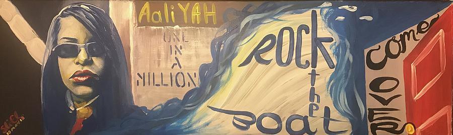 Missing Aaliyah by Sean Linell Ivy-El