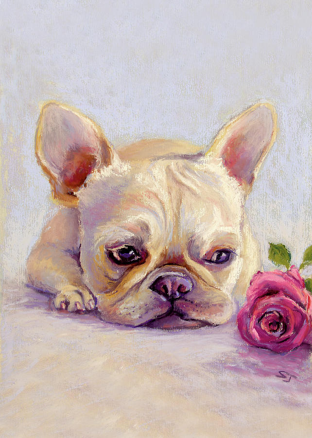 Valentine Painting - Missing You by Susan Jenkins